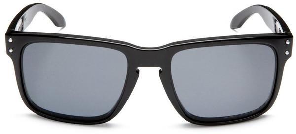 Oakley Holbrook OO9102-02 (polished black/grey polarized)