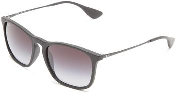 Ray-Ban Chris RB4187 6315/E8 (transparent brown sp blue/green gradient brown)