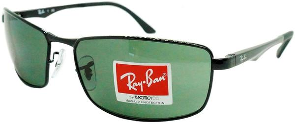 Ray-Ban RB3498 002/71 (black/green)