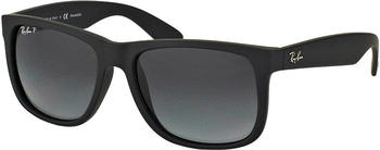 Ray-Ban Justin RB4165 622/T3 (black/polar grey gradient)