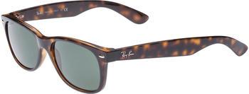 Ray Ban Herren Sonnenbrille New Wayfarer RB 2132 902L