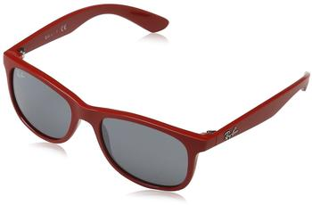 Ray-Ban RJ9062S 70156G (red/grey mirror)