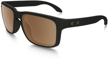 Oakley Holbrook OO9102-D755 (matte black/prizm tungsten polarized)