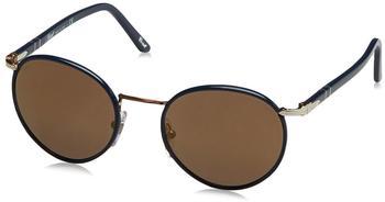 PERSOL Persol Herren Sonnenbrille » PO2422SJ«, braun, 1065O4 - braun/blau