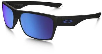 Oakley Twoface OO9189-3560 (matte black/sapphire iridium polarized)