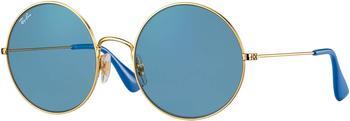 Ray-Ban Ja-Jo RB3592 001/F7 (gold/light blue classic)