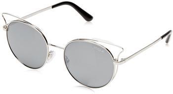 vogue-eyewear-sonnenbrille-vo4048s-silberfarben-glasbreite-52mm