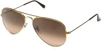 Ray-Ban Aviator Metal RB3025 9001A5 (bronze-copper/pink-brown gradient)