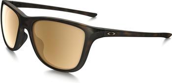 Oakley Reverie 009362-0555 (matte brown tortoise/tungsten iridium polarized