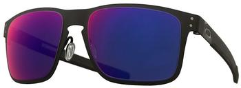 Oakley Holbrook Metal OO4123-0255 (matte black/positive red iridium)