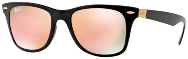 Ray-Ban Liteforce RB4195 601S2Y (black/copper mirrored)