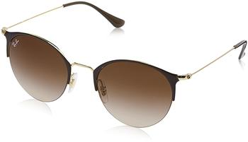 ray-ban-rayban-sonnenbrille-brown-groesse-50