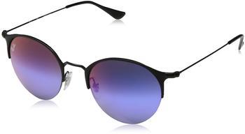 Ray-Ban RB3578 186/B1 (black/blue-violet gradient mirror)