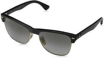Ray-Ban Oversized Clubmaster RB4175 877/M3 (black/grey gradient polarized)