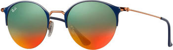 Ray-Ban RB3578 9036A8 (blue/orange gradient mirror)