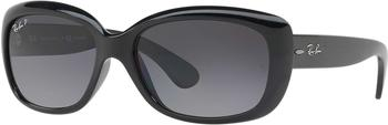 Ray-Ban Jackie Ohh RB4101 601/T3 (black/grey gradient polarized)