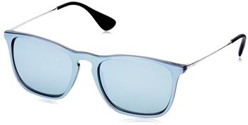 Ray-Ban Chris RB4187 631930 (grey-silver-silver mirrored)