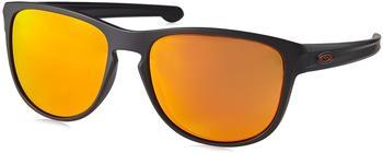 Oakley Sliver Round OO9342-1557 (matte black/prizm ruby)