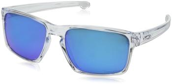 Oakley Sliver OO9262-4757 (polished clear/prizm sapphire)
