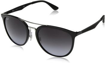 Ray-Ban RB4285 601/8G (black/grey gradient)
