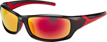 Uvex Sportstyle 211 black red