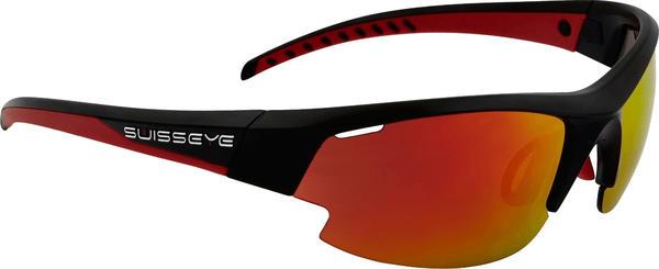 Swiss Eye Gardosa RE+ (black matt-red/smoke BR Revo)