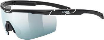 Uvex Sportstyle 117 (black mat white)
