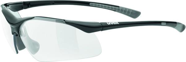 Uvex Sportstyle 223 (black grey)
