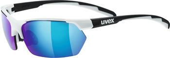 Uvex Sportstyle 114 white black mat