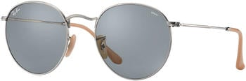 Ray-Ban Round Evolve RB3447 9065I5 (silver/photo blue)