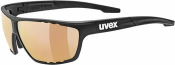 Uvex Sportstyle 706 CV V black mat/litemirror red