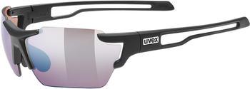 Uvex Sportstyle 803 Colorvision black mat/litemirror outdoor
