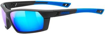 Uvex Sportstyle 225 black blue