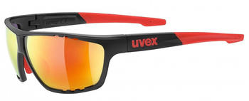Uvex Sportstyle 706 anthracite-red