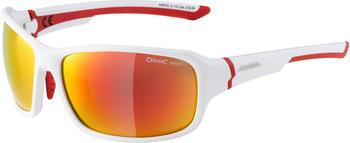 Alpina Lyron A8630.3.10 (white matt-red/mirror red)