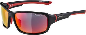 Alpina Lyron P A8628.5.31 (black matt-red/polarisation mirror red)
