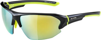 Alpina Lyron HR A8632.3.35 (black neon-yellow/mirror yellow)