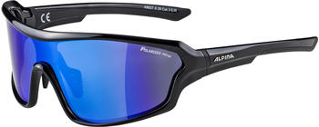 Alpina Lyron Shield P A8627.5.35 (black/polarisation mirror blue)