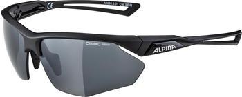 Alpina Nylos HR A8635.3.31 (black matt/mirror black)