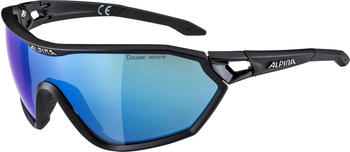 Alpina S-Way L CM+ A8625.0.31 (black matt/mirror+ blue)