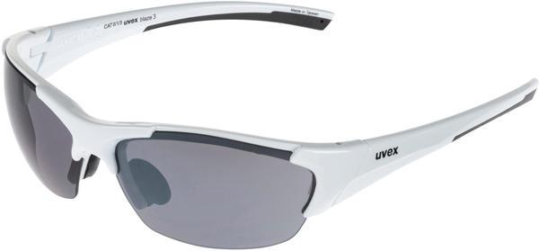 Uvex Blaze III (2020) white black