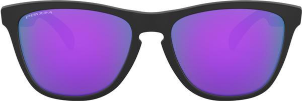 Oakley Frogskins OO9013-H655 (matte black/prizm violet)