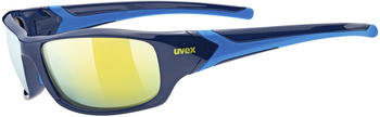 Uvex Sportstyle 211 blue/yellow