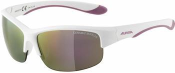 Alpina Flexxy Youth HR A8652310 white matt-purple CMP