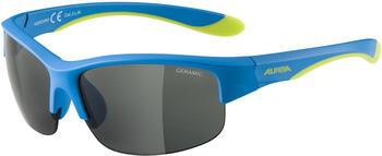 Alpina Flexxy Youth HR A8652480 blue matt-lime C