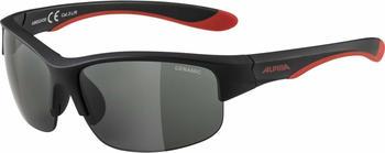Alpina Flexxy Youth HR A8652430 black matt-red C
