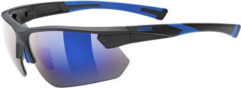 Uvex Sportstyle 221 black blue