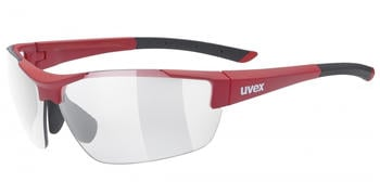 Uvex Sportstyle 612 vl red mat