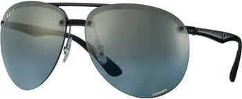 Ray-Ban RB4293CH 601S5J (black/silver mirror Chromance polarized)