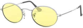 Ray-Ban Oval Solid Evolve RB3547 003/T4